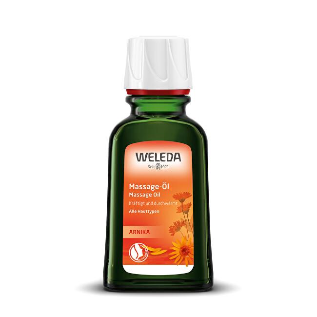 Fotografie WELEDA Masážní olej s arnikou 100 ml Weleda