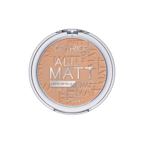 Catrice Matující pudr All Matt Plus (Shine Control Powder) 10 g 001 Universal