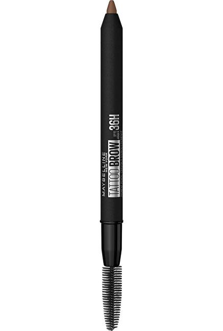 Maybelline Dlouhotrvající krémová tužka na obočí Tattoo Brow 36H Pencil 07 Deep Brown