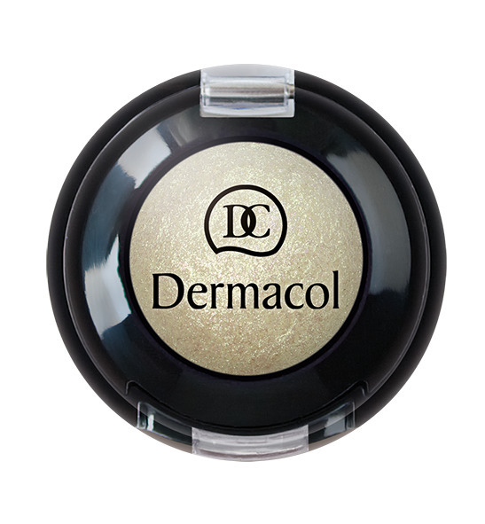 Dermacol Metalické oční stíny Bonbon (Wet & Dry Metallic Eyeshadow) 6 g č.205