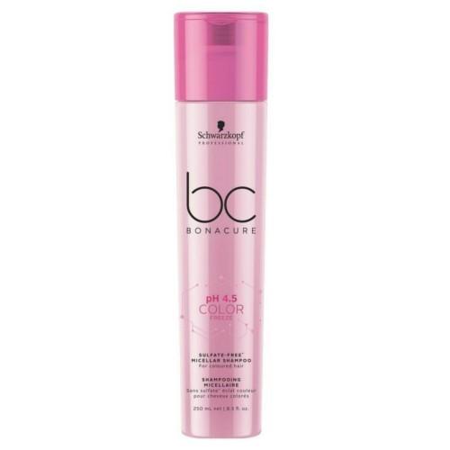 Schwarzkopf Professional Micelární bezsulfátový šampón BC Bonacure Color pH 4.5 (Micelar Shampoo) 1000 ml