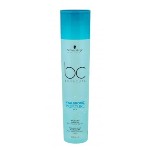 Schwarzkopf Professional Micelární šampon pro normální a suché vlasy BC Bonacure Moisture Kick (Micellar Shampoo) 250 ml