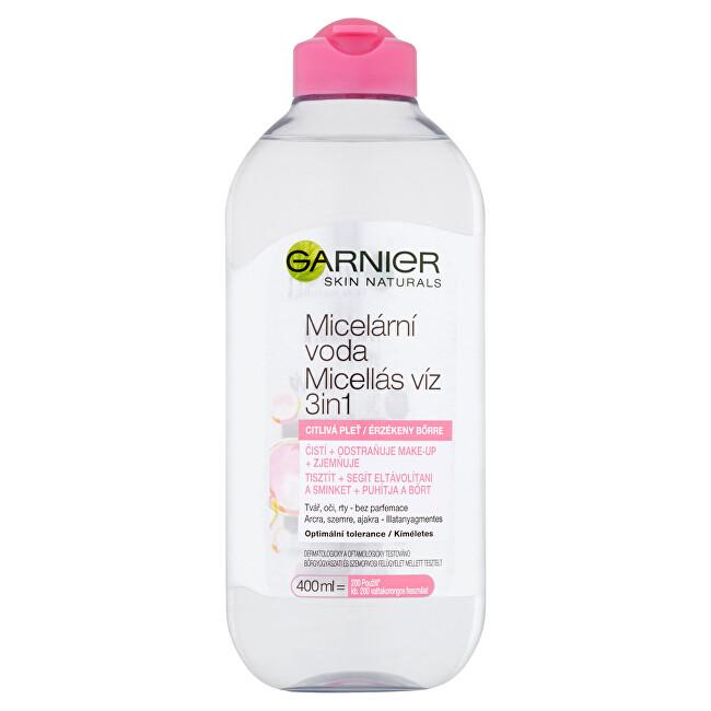 Fotografie Garnier Skin Naturals Micelární voda 3 v 1, 400 ml Garnier