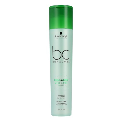 Schwarzkopf Professional Micelárny šampón pre objem BC Bonacure Volume Boost (Micellar Shampoo) 250 ml