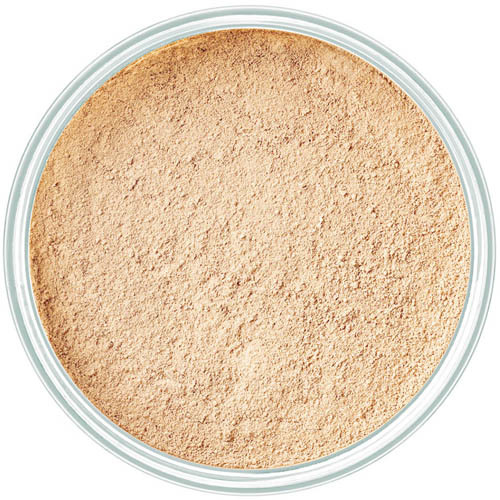 Artdeco Minerálny púdrový make-up (Mineral Powder Foundation) 15 g 2 Natural Beige