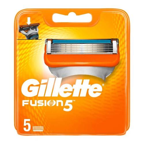 Gillette Náhradné hlavice Gillette 5 5 ks