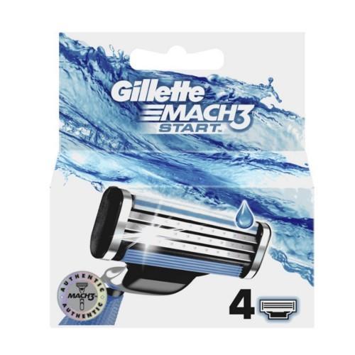 Gillette Náhradné hlavice Mach3 Štart 8 ks