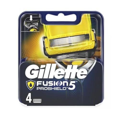 Gillette Náhradné hlavice ProShield 4 ks