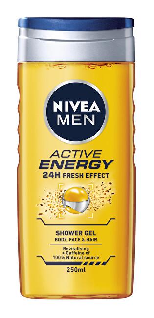 Nivea Sprchový gél Nivea Men Active Energy (Shower Gel) 250 ml