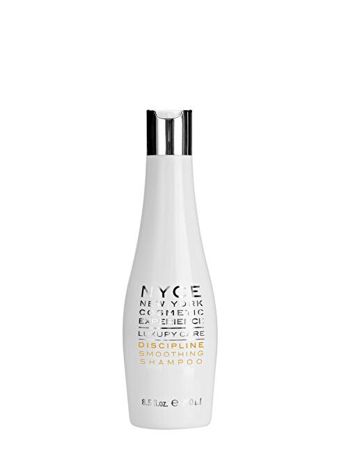 NYCE Šampón pre kučeravé a vlnité vlasy Discipline ( Smooth ing Shampoo) 250 ml
