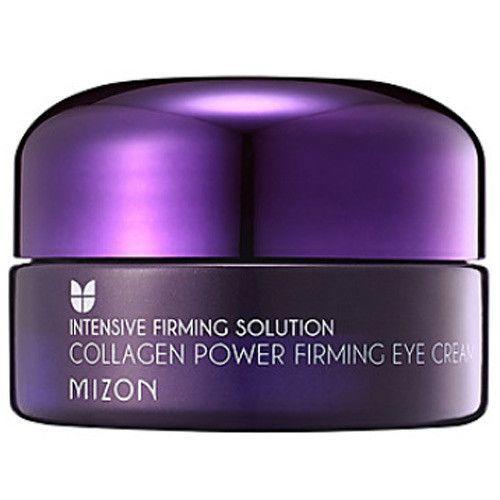 Mizon Oční krém s obsahem 42% mořského kolagenu pro extrémně jemné a citlivé oční okolí (Collagen Power Firming Eye Cream) 10 ml - tuba