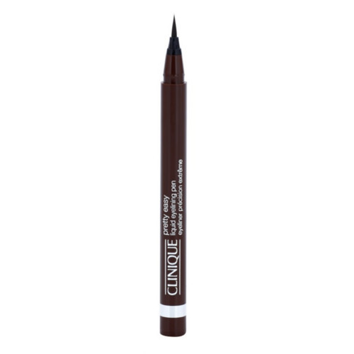 Clinique Oční linky v tužce Pretty Easy (Liquid Eyelining Pen) 0,67 g 02 Brown