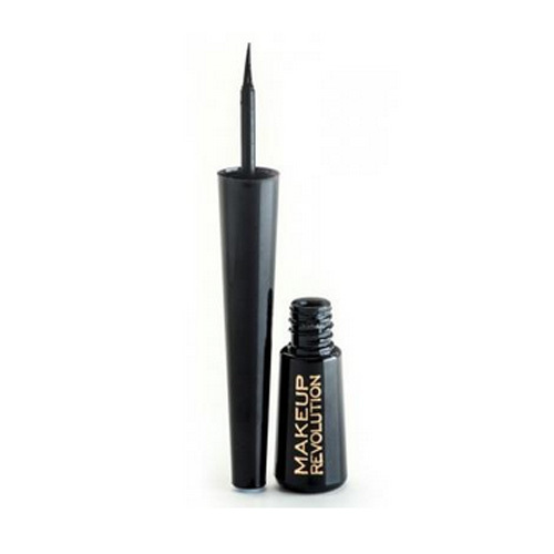 Makeup Revolution Oční tekuté linky (Amazing Eyeliner) 3 ml