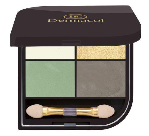 Dermacol Paletka očních stínů Quatro (Eyeshadow) 8 g 08