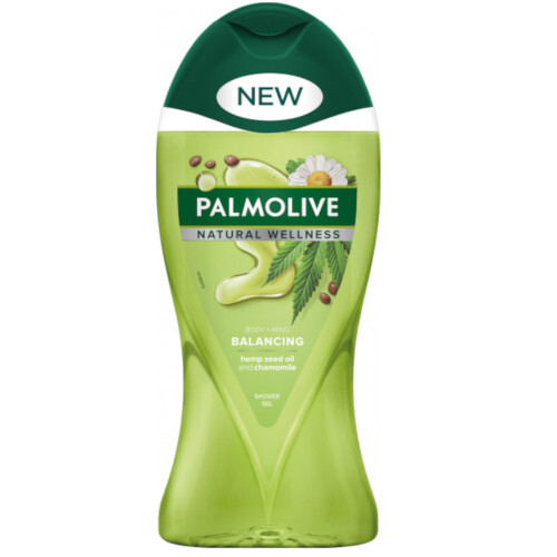 Palmolive Sprchový gél Natural Wellness Balancing (Shower Gel) 250 ml