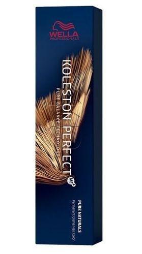 Wella Professionals Permanentní barva na vlasy Koleston Perfect ME™+ Pure Naturals 60 ml 8/0
