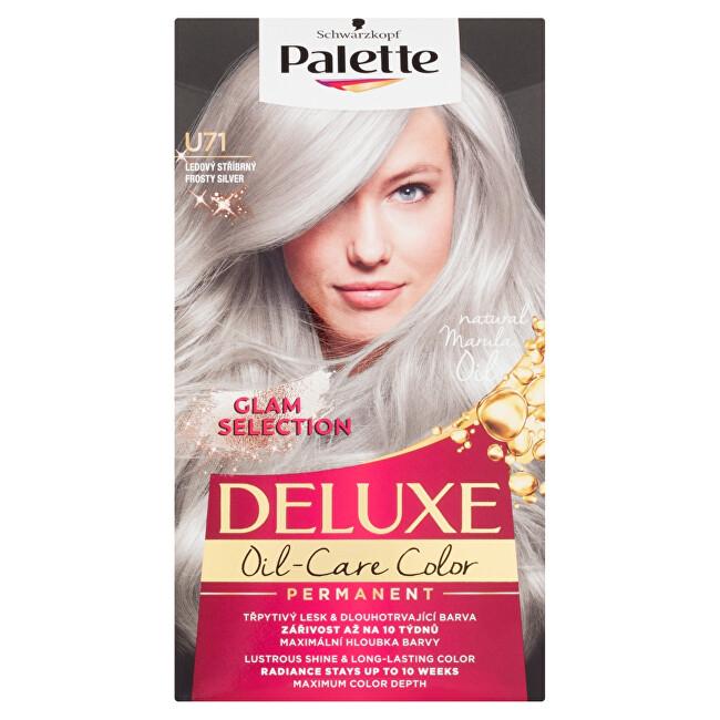 Schwarzkopf Permanentná farba na vlasy Palette Deluxe 5-88 (679) Intenzivní červenofialový