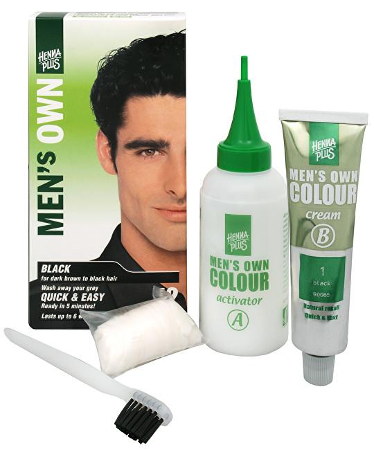 HennaPlus Prírodná farba na vlasy pre mužov Men Own Hnědá