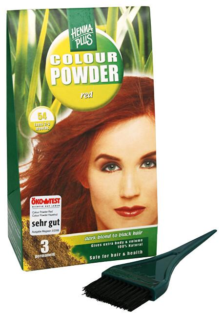 HennaPlus Přírodní prášková barva (Colour Powder) 100 g 51 Oříšková