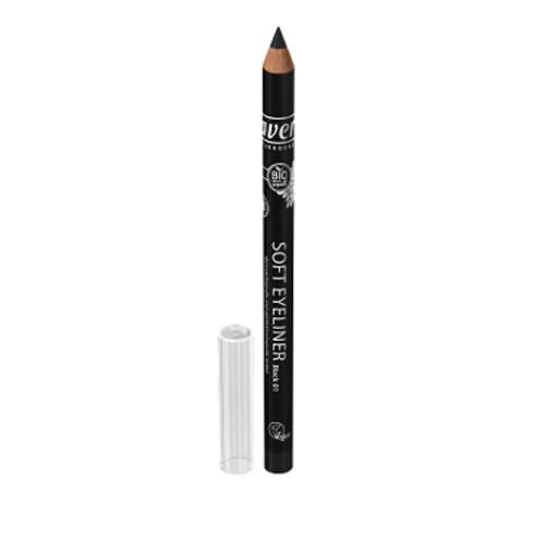 Lavera Přírodní tužka na oči 1,14 g Hnědá