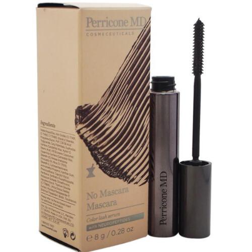 Perricone MD Prodlužující řasenka zvětšující objem No Mascara (Mascara) 8 g Soft Black