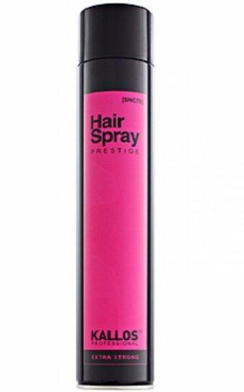 Kallos Profesionálny lak na vlasy s extra silnou fixáciou Prestige (Extra Strong Hold Professional Hair Spray) 750 ml