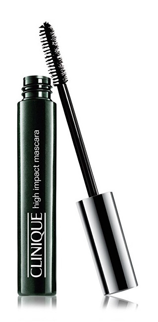 Clinique Řasenka pro objem řas (High Impact Mascara Dramatic Lashes On-contact) 8 g Black / Brown