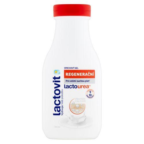Lactovit Regenerační sprchový gel s mléčnými proteiny Lactourea 300 ml