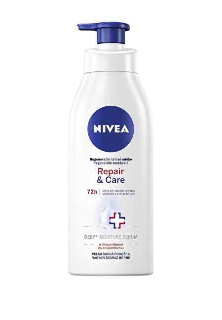 Nivea Repair & Care telové mlieko 250 ml