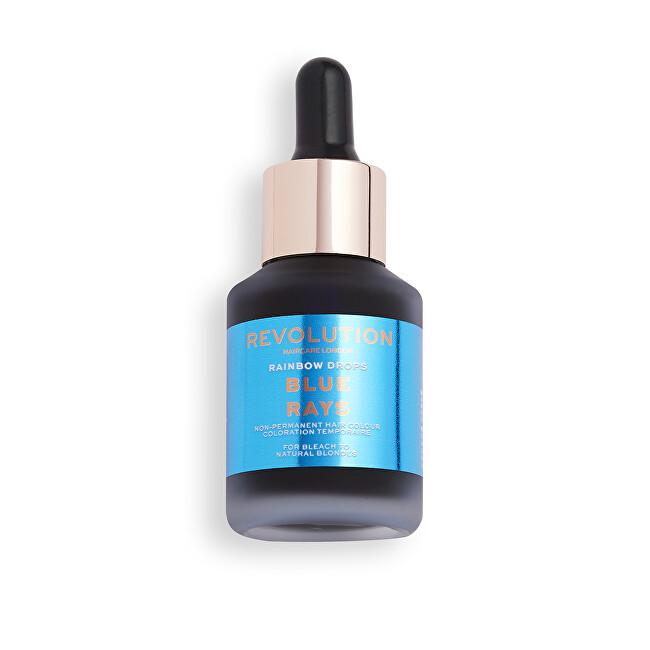 Revolution Haircare Tónovacie kvapky na vlasy Rainbow Drops 30 ml Lilac Rays