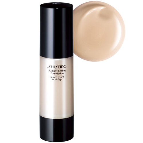 Shiseido Rozjasňující liftingový make-up (Radiant Lifting Foundation) 30 ml I00 Very Light Ivory