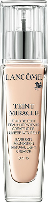 Lancome Rozjasňující make-up Teint Miracle SPF 15 (Bare Skin Foundation) 30 ml 01 Beige Albatre