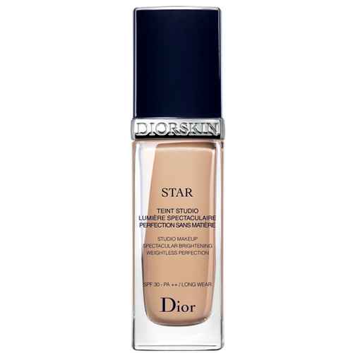 Dior Rozjasňující tekutý make-up SPF 30 (Diorskin Star Studio Make-up) 30 ml 010 Ivoire