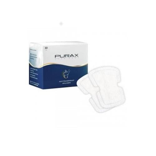Ostatní Samolepící jednorázové podpažní vložky Purax 30 ks Bílá