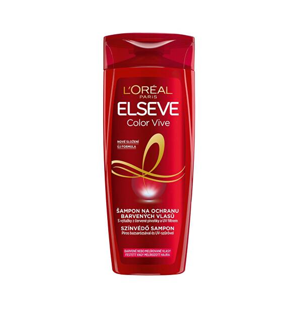 Fotografie L\´Oréal Paris Šampon pro barvené vlasy Color Vive 250 ml