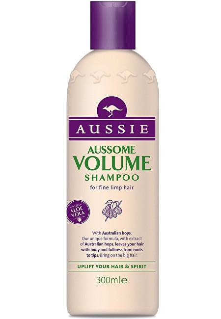Aussie Šampón pre jemné vlasy bez objemu Aussome Volume (Shampoo) 300 ml