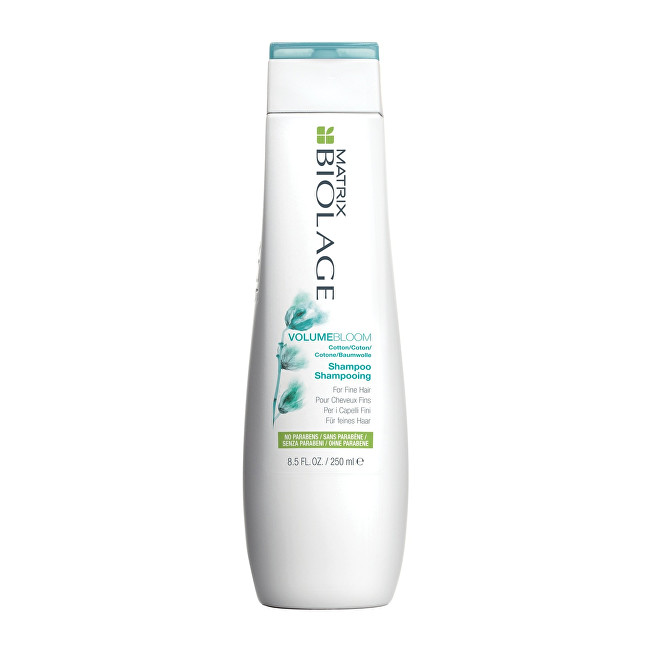 Fotografie Biolage Šampon pro jemné vlasy bez objemu (Volumebloom Shampoo) 250 ml