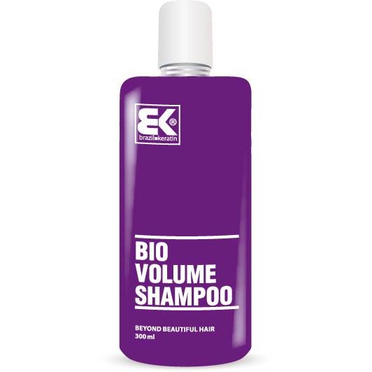 Brazil Keratin Šampón pre objem vlasov (Shampoo Volume Bio) 300 ml