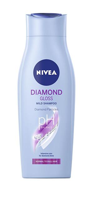 Nivea Šampón pre oslňujúci lesk vlasov Diamond Gloss 400 ml