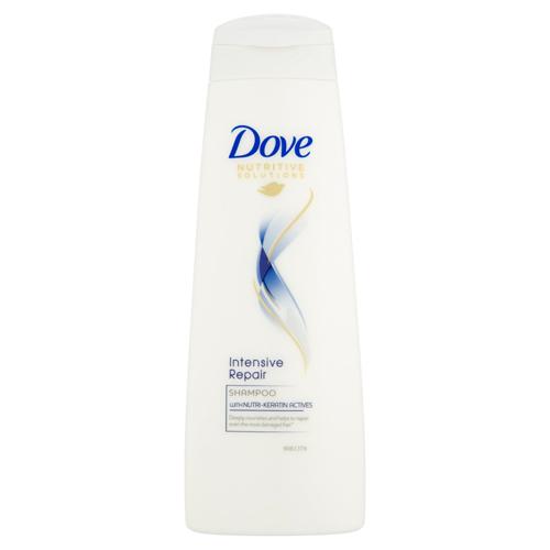 Dove Šampón pre poškodené vlasy Nutritive Solutions Intensive Repair (Intensive Repair Shampoo) 250 ml