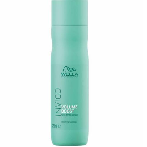 Wella Professionals Šampón pre väčší objem jemných vlasov Invigo Volume Boost (Bodifying Shampoo) 250 ml