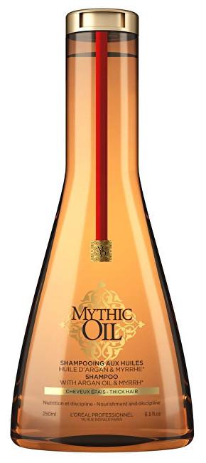 L´Oréal Professionnel Šampon pro silné a nepoddajné vlasy Mythic Oil (Shampoo Thick Hair) 250 ml