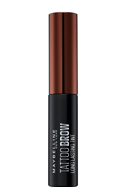 Maybelline Semi-permanentní barva na obočí (Tattoo Brow Eyebrow Color) Dark Brown