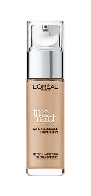 Sjednocující a zdokonalující make-up True Match (Super-Blendable Foundation) 30 ml