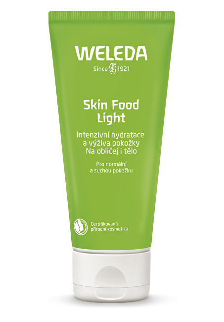Weleda Hydratační a vyživující krém Skin Food Light 30 ml