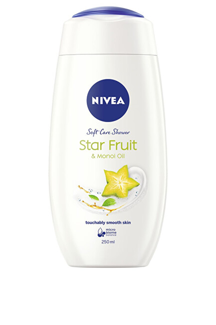 Nivea Sprchový gel Starfruit 500 ml