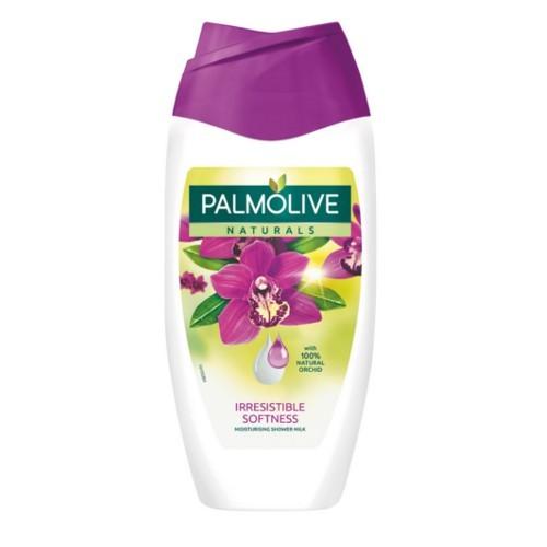 Palmolive Sprchový gél s orchideí Naturals (Irresistible Softness Black Orchid And Moisturizing Milk) 500 ml