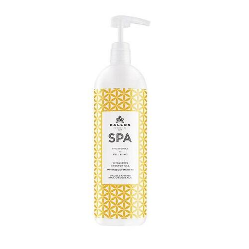 Kallos Sprchový gél SPA (Vitalizing Shower Gel) 1000 ml