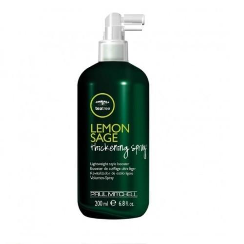 Paul Mitchell Sprej na vlasy pre objem od korienkov Tea Tree Lemon Sage (Thickening Spray) 200 ml