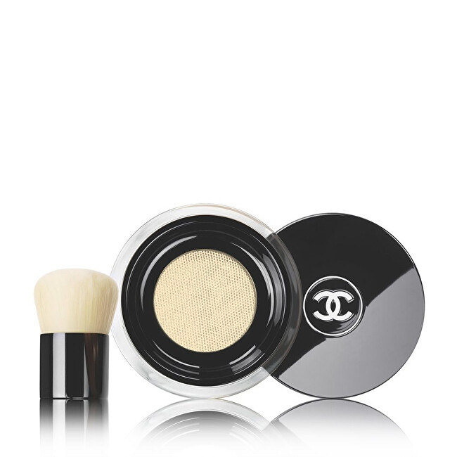 Chanel Sypký pudrový make-up Vitalumiere SPF 15 (Loose Powder Foundation With Mini Kabuki Brush) 10 g